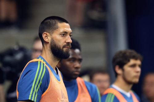 Clint Dempsey not starting vs. Timbers