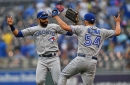 Bautista homers, Jays beat Royals