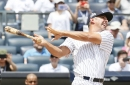 When will Derek Jeter play in Yankees Old-Timers' Day?