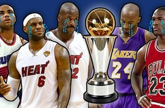 Best NBA seasons that didn't result in an MVP award
