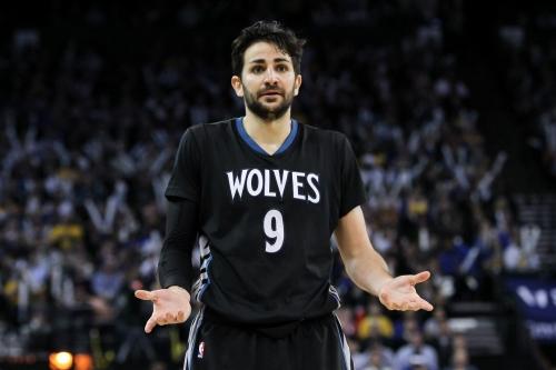 Timberwolves Still Shopping Rubio, says Marc Stein