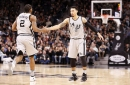 Kawhi Leonard and Danny Green named to NBA All-Defensive Teams