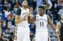 Anthony Davis makes 2017 NBA All-Defensive Second Team, Jrue Holiday earns votes