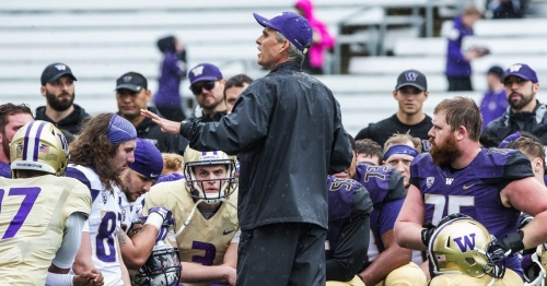 Huskies' 2017 recruiting class arrives on campus for summer orientation program