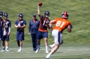 Denver Broncos: Paxton Lynch moving up, should be starter