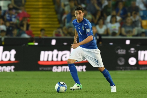 What to do with Matteo Darmian?