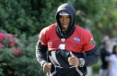 Panthers' Cam Newton throws for 1st time since March surgery The Associated Press