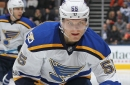 Blues extend qualifying offers to five players