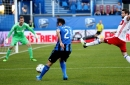 Pressure is on Montreal Impact in Voyageurs Cup final second leg against Toronto FC
