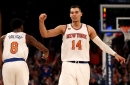 Hernangomez earns First Team All-Rookie selection for Knicks