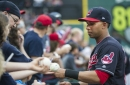 Indians notebook: Outfielders Michael Brantley, Brandon Guyer activated from DL; Corey Kluber named AL Player of the Week