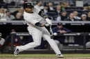 Starlin Castro pulls up lame running out grounder, leaves game