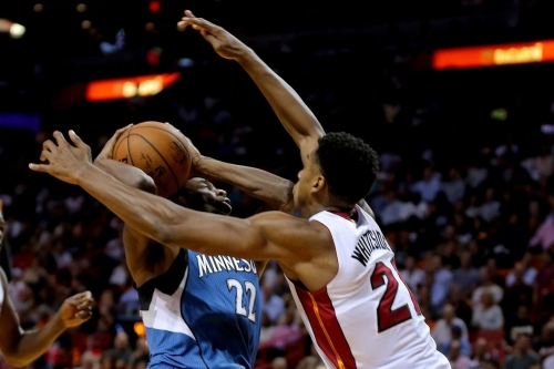 Hassan Whiteside considered for Most Overlooked Player Award