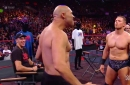 Watch: LaVar and Lonzo Ball were on WWE RAW and it was absolutely insane