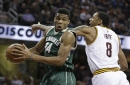 Giannis Antetokounmpo named 2017 NBA Most Improved Player