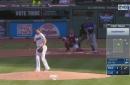 WATCH: Adrian Beltre hits 3-run home run in 1st inning vs. Indians
