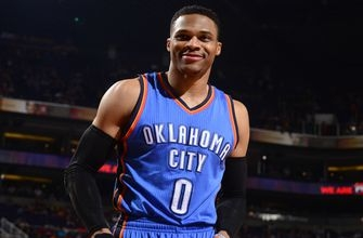 Russell Westbrook caps historic season as NBA's MVP