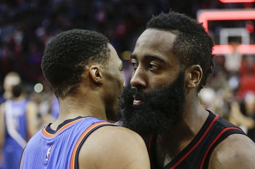 2017 NBA Awards: Russell Westbrook wins MVP award over James Harden
