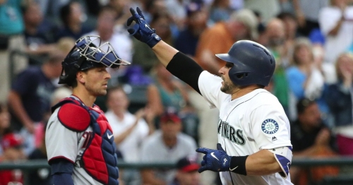 Since hitting rock bottom in Boston, the Mariners have surged at the plate and in the standings