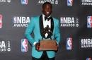 Draymond Green and Bob Myers big winners at 2017 NBA Awards