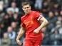 Liverpool's James Milner wants to
