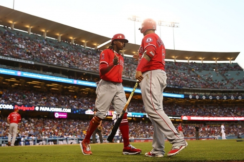 Ricky Nolasco and the Angels bullpen stymie the red-hot Dodgers in 4-0 statement win