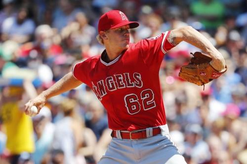 Angels Week 12 Rankings - Pitchers