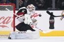 Calgary Flames goalie Mike Smith rips Arizona Coyotes on Calgary radio