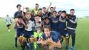 Way to go, boys! LA Galaxy Academy U-18's advance to USSDA Knockout Round quarterfinals
