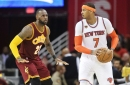 Carmelo Anthony has engaged the Knicks about a buyout, per ESPN
