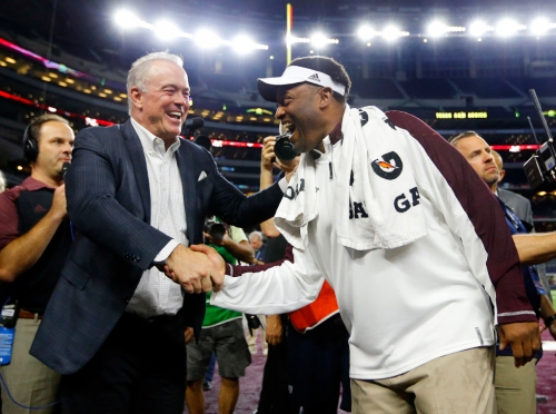 How another 8-win season at Texas A&M in 2017 could actually be Kevin Sumlin's best performance