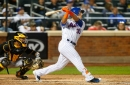Michael Conforto out of Mets lineup Tuesday against Marlins