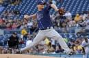 Rays' Cobb has no-hitter through 6 innings vs Pirates