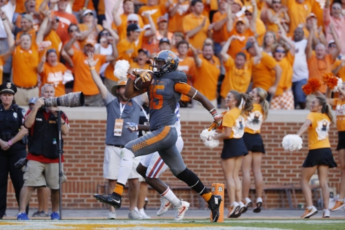 2017 Tennessee Positional Preview: Wide Receivers