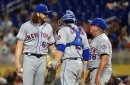Final Score: Marlins 6, Mets 3—Another injury, another loss
