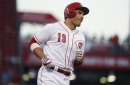 Votto homers as Reds beat Brewers 8-6 (Jun 27, 2017)