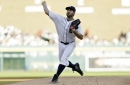 Justin Verlander recovers after rocky 1st inning vs Royals, earns first win since May 20