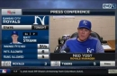 Yost on Verlander: 'He settled down and held the fort'