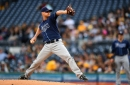 Rays vs. Pirates, game one recap: Alex Cobb toys with a no-hitter