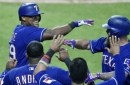 Beltre's 450th career homer lifts Rangers past Indians