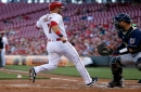 Eugenio Suarez leads Reds' four-homer effort in win over Brewers