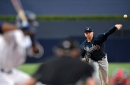 Sean Newcomb shines in 3-0 win over Padres