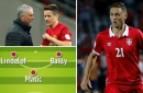 How Manchester United could look with Nemanja Matic