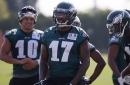 Can Alshon Jeffery produce as the top option on Eagles?