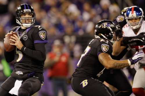 "Trey Wingo says Joe Flacco's contract ""gutted"" the Ravens"