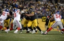 Pro Football Focus ranks Browns offensive line over Steelers