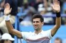 Novak Djokovic wins 2nd-round match at Eastbourne