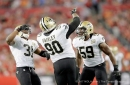 New Orleans Saints 2017 roster rankings: No. 13 Nick Fairley