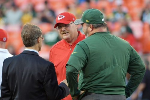 I wish Clark Hunt would say something about this John Dorsey situation