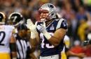 Patriots ST Nate Ebner was the best special teams tackler in the NFL